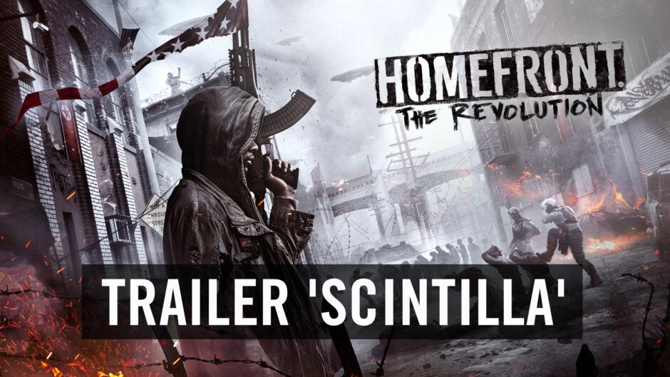 Nuovo trailer di Homefront: The Revolution