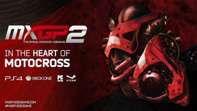 MXGP2 – The Official Motocross Videogame è disponibile a partire da oggi