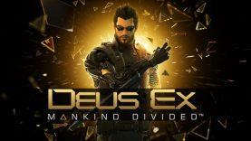 Deus Ex: Mankind Divided |  101 Trailer