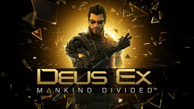 Deus Ex: Mankind Divided |  101 Trailer