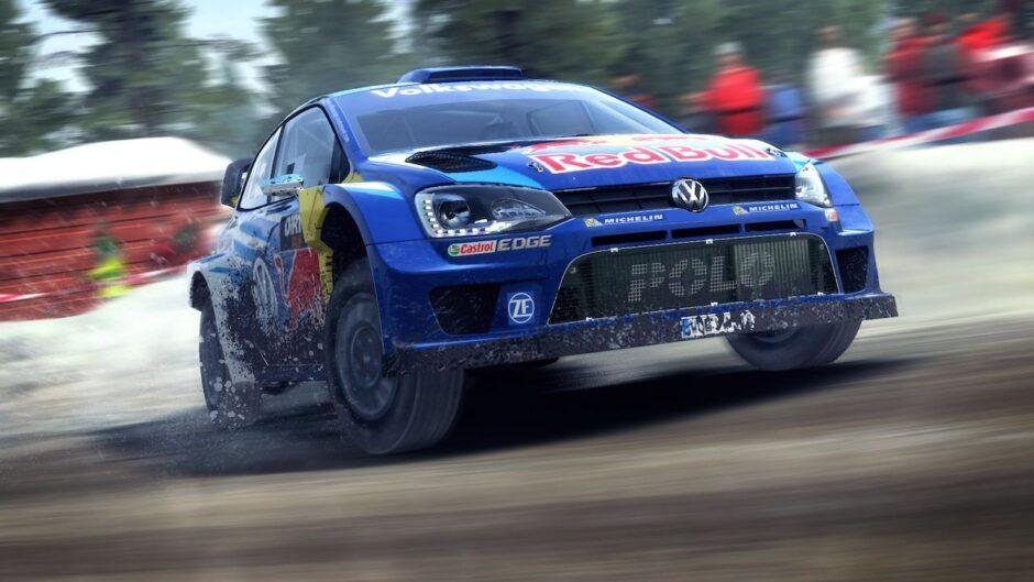 Dirt Rally in arrivo per Playstation VR