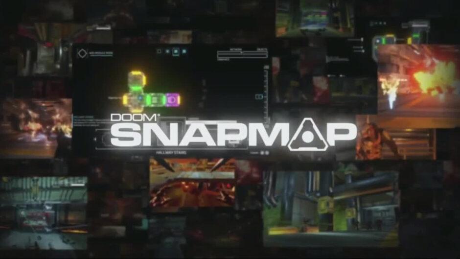 DOOM – Streaming esclusivo di SnapMap e del giocatore singolo