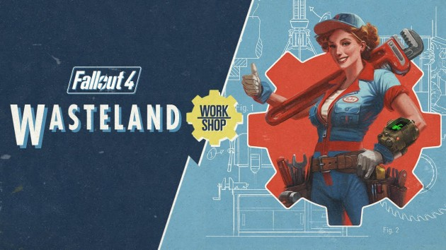 Fallout 4: Wasteland Workshop!