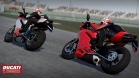 DUCATI: THE OFFICIAL VIDEOGAME