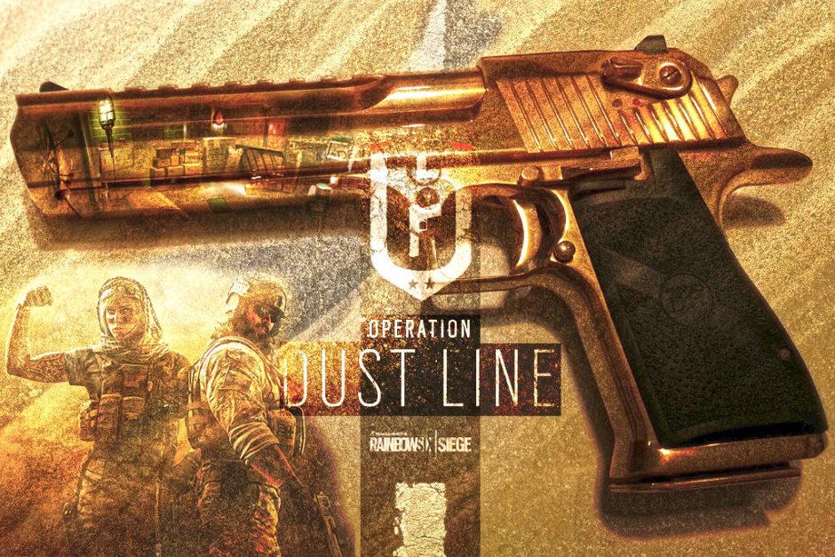 Operation dust line: Rainbow six siege