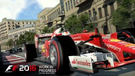 IL CIRCUITO DI BAKU PER LA PRIMA VOLTA IN F1 2016
