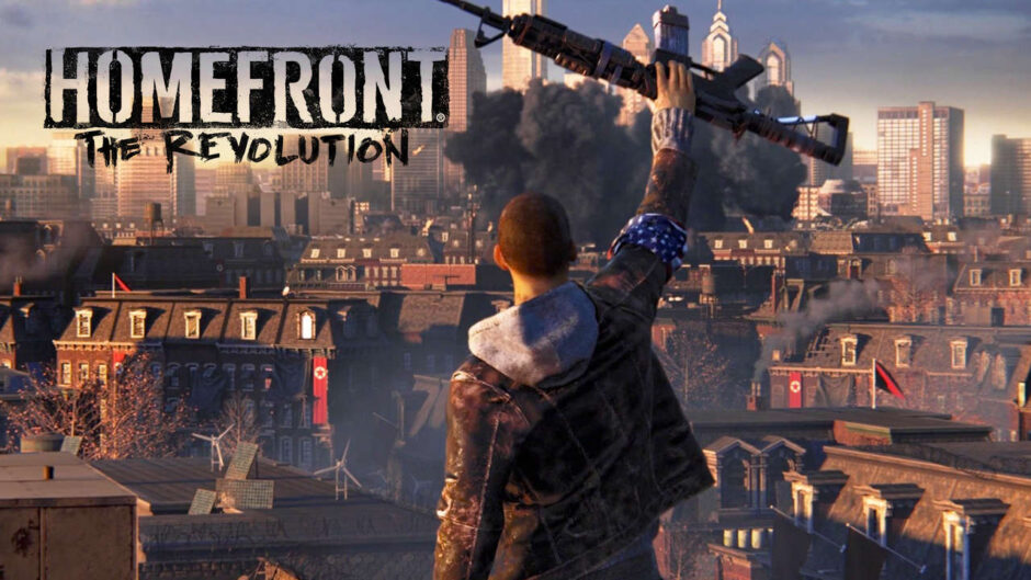 HOMEFRONT: THE REVOLUTION IN USCITA DOMANI