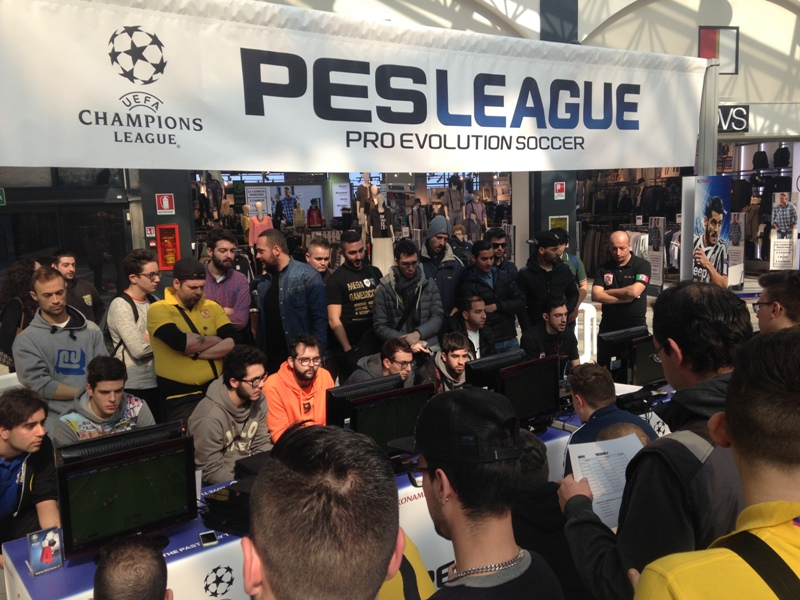 PES League Italia al via questa estate