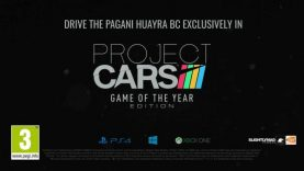 Project Cars - Disponibile Game of the year edition!