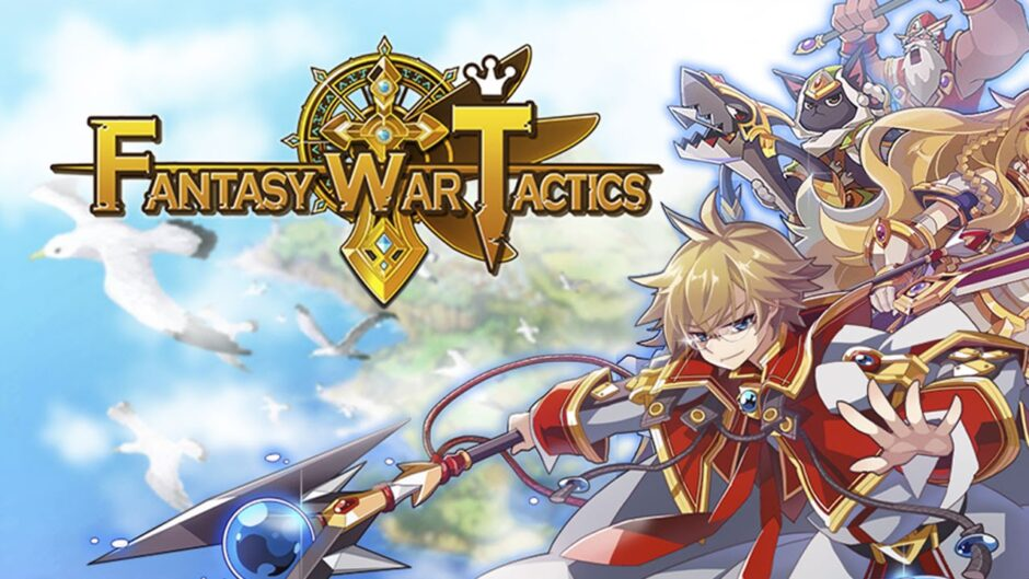 Nuovo Defense Mode per l'RPG Fantasy War Tactics