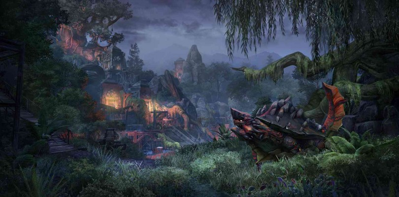 Aggiornamento 11 per The Elder Scrolls Online disponibile su console