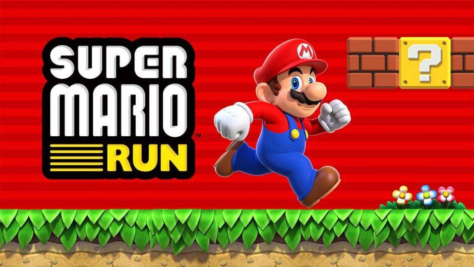 Super Mario Run arriva a dicembre su iPhone e iPad