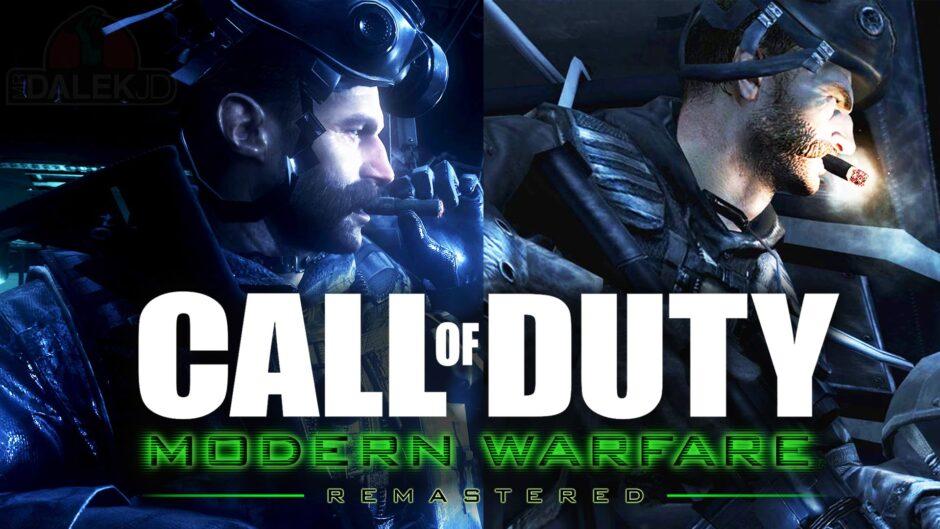 Nuovo Trailer di COD: Modern Warfare Remastered