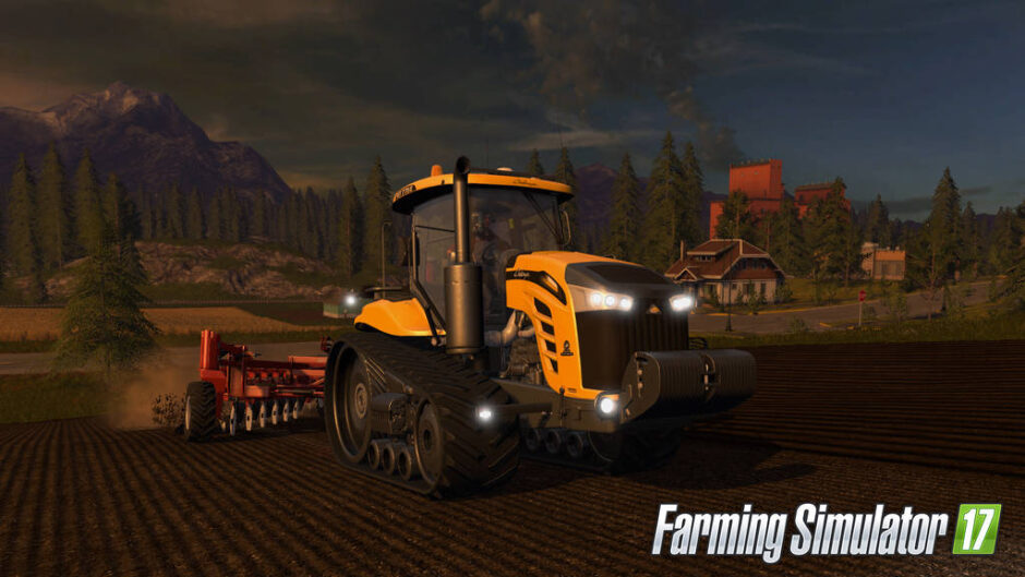 Nuovo trailer di Farming Simulator 17