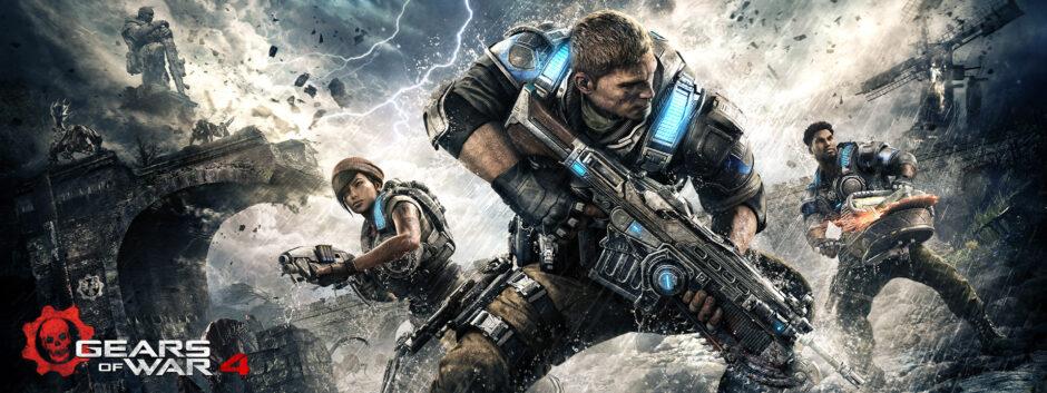 Gears of War 4 disponibile al preload
