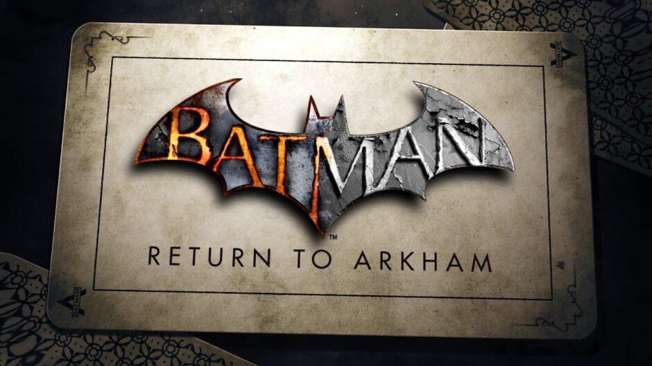 Batman: Return to Arkham Remastered