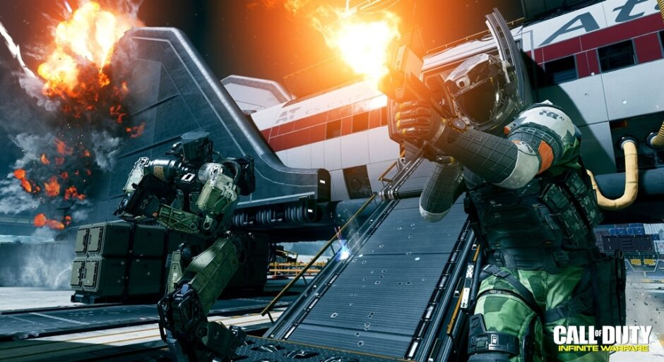 Infinite Warfare: Mappa Bonus Terminal