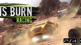 Mantis Burn Racing 4K nativo e 60fps su PS4PRO