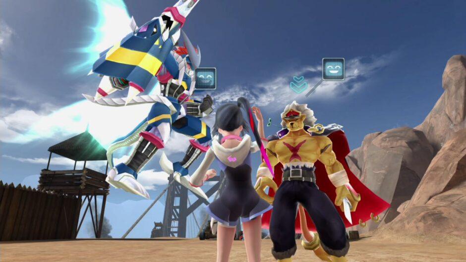 Nuovi Digimon evoluti per Digimon World: next order!