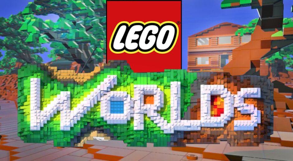 WARNER BROS ANNUNCIA : LEGO WORLDS