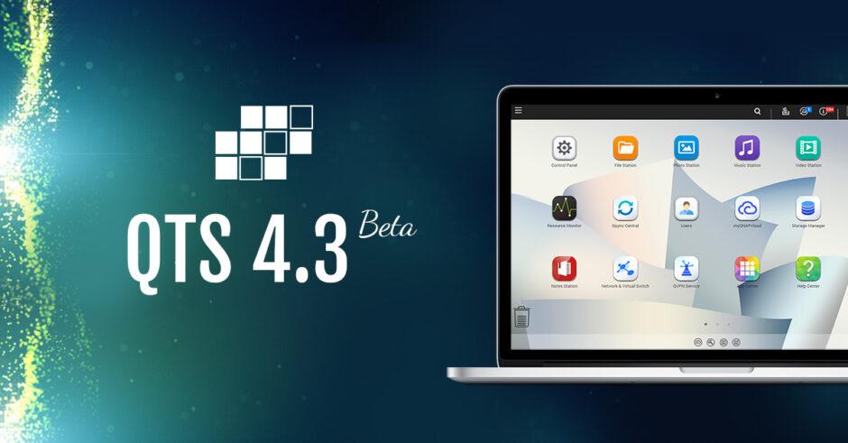 QNAP lancia QTS 4.3 Beta