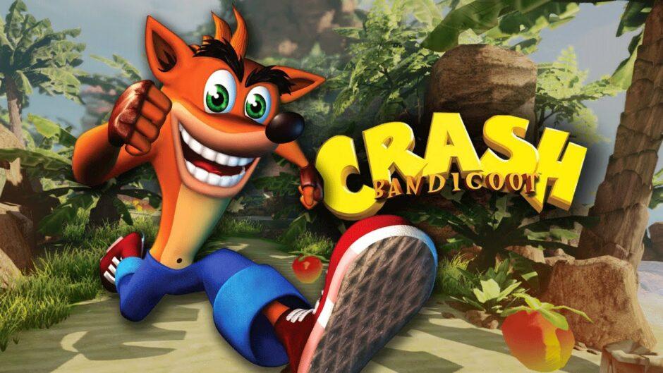 Crash Bandicoot è tornato!