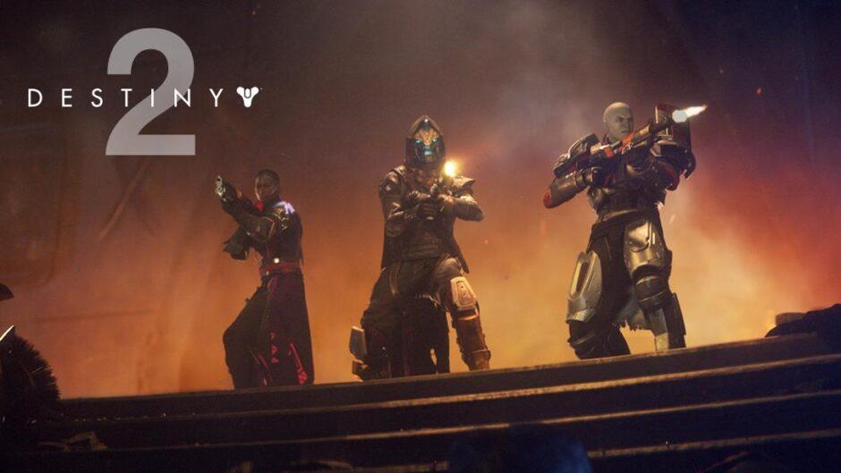 Destiny 2 – nuovo trailer – 'Il preludio di Zavala' ITA