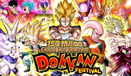 Dragon Ball Z Dokkan Battle supera i 150 milioni di download