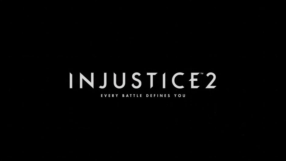 Injustice 2 Championship Series Presented by PlayStation 4