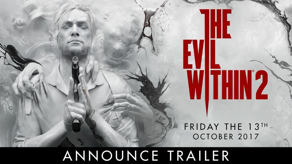 The Evil Within 2 Gameplay Trailer E3