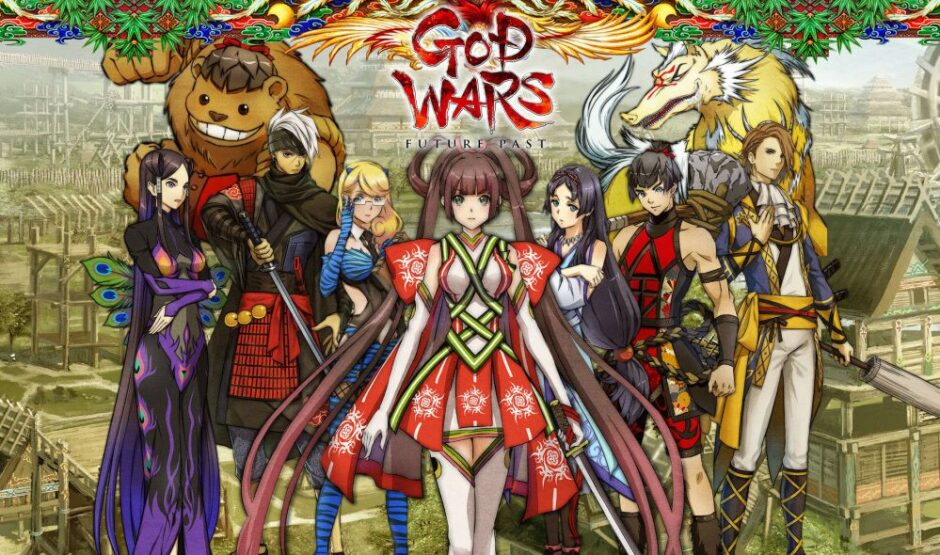 God Wars: Future Past – Character Trailer 2