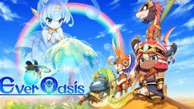Nintendo - Ever Oasis