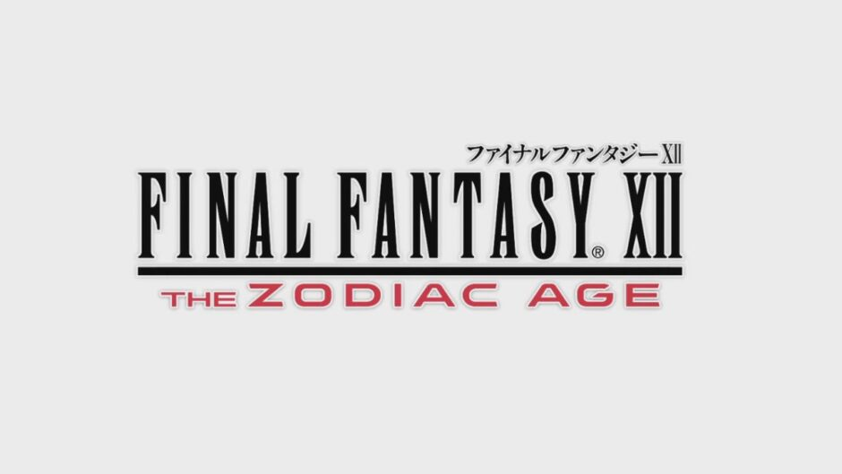Nuovo trailer di Final Fantasy XII The Zodiac Age