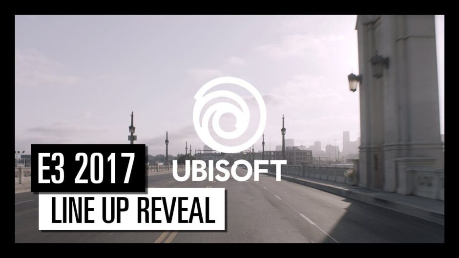Ubisoft si prepara all'E3 2017