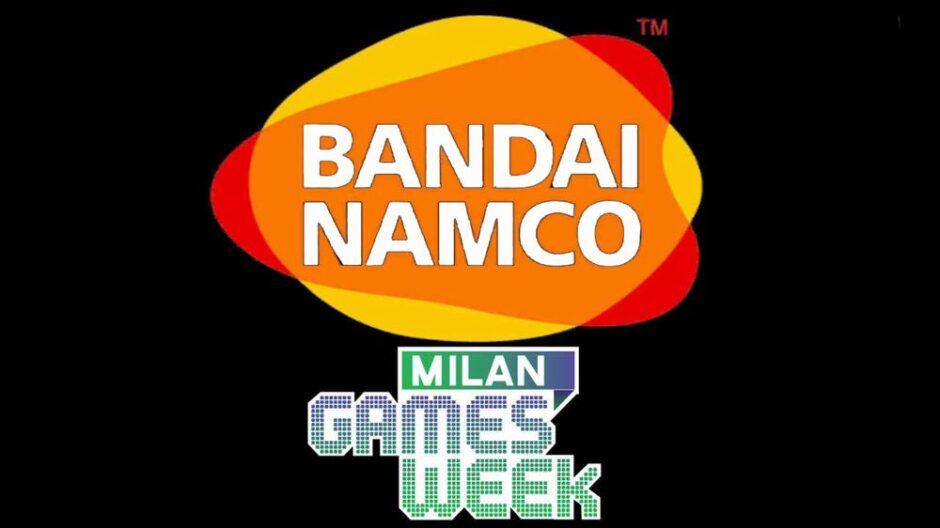 Bandai namco alla games week 2017