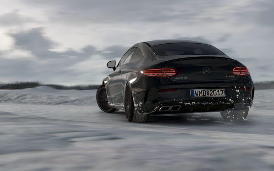 Vivere tutte le emozioni dei Driving Events di Mercedes-Benz. Project CARSTM 2