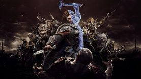 L'Ombra della Guerra alla Gamesweek 2017