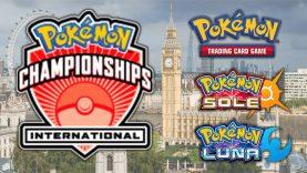Iscrizioni aperte ai Campionati Internazionali Europei dei Pokémon