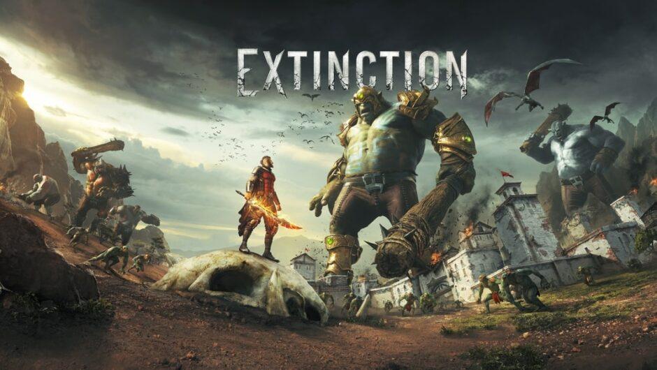 Nuovo trailer del gameplay di Extinction