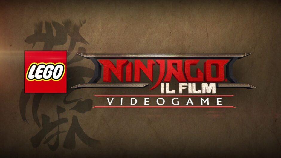 Lego Ninjago dal Film al Videogame