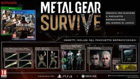 Konami annuncia la data di uscita di Metal Gear Survive