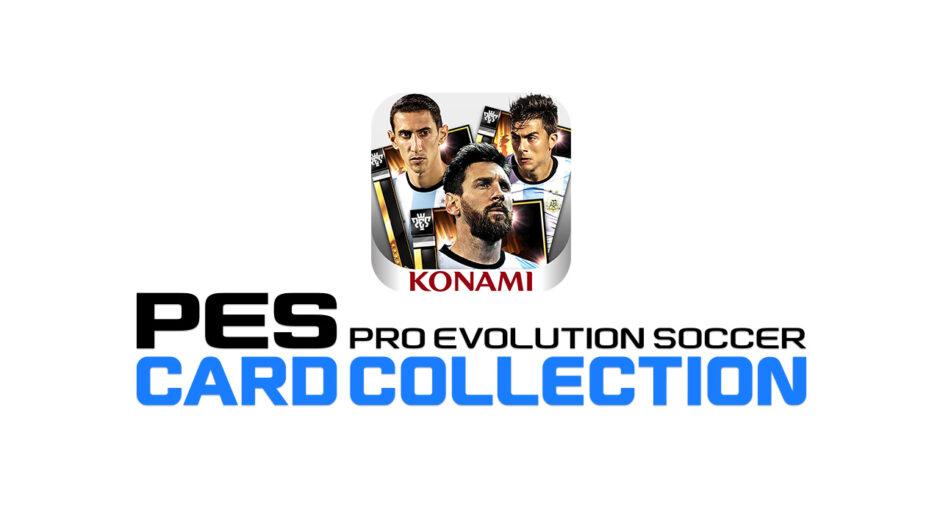 Konami lancia il nuovo titolo mobile PES CARD COLLECTION!