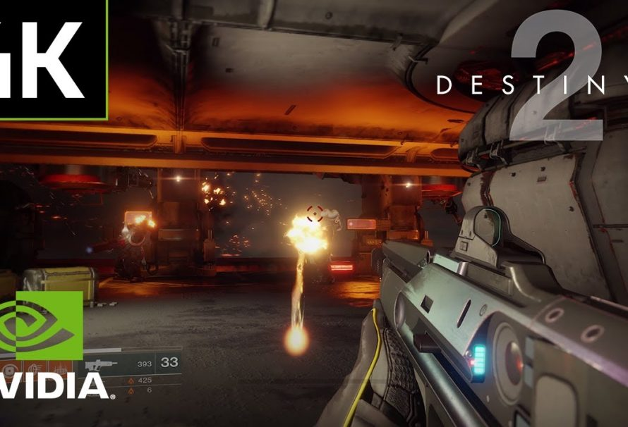 Nuovi driver Game Ready per Destiny 2  - NVIDIA