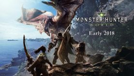 Monster Hunter: World in anteprima a Lucca Comics & Games 2017