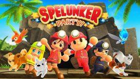 Spelunker Party: disponibile la demo su Switch.