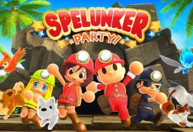 Spelunker Party: disponibile la demo su Switch.
