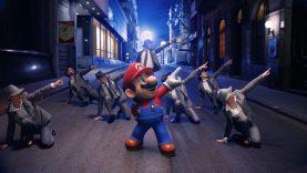 Super Mario Odyssey: Jump Up, Super Star