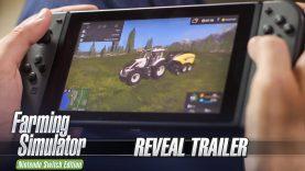 Farming Simulator Nintendo Switch Edition è ora disponibile