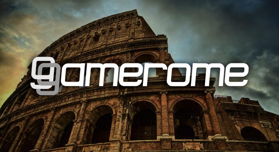 Gamerome: dal 24 al 26 novembre.