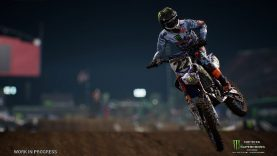 Monster Energy Supercross - the official videogame: il nuovo trailer